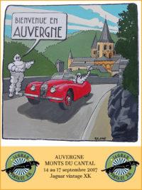 Auvergne Septembre 2017