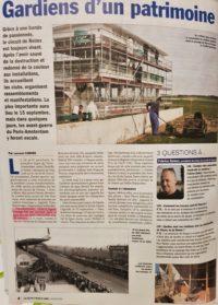 Article – La Vie de l'Auto sur le circuit de Reims